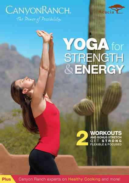 CANYON RANCH:YOGA FOR STRENGTH & ENER (DVD)