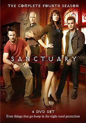 SANCTUARY:COMPLETE FOURTH SEASON BY SANCTUARY (DVD)