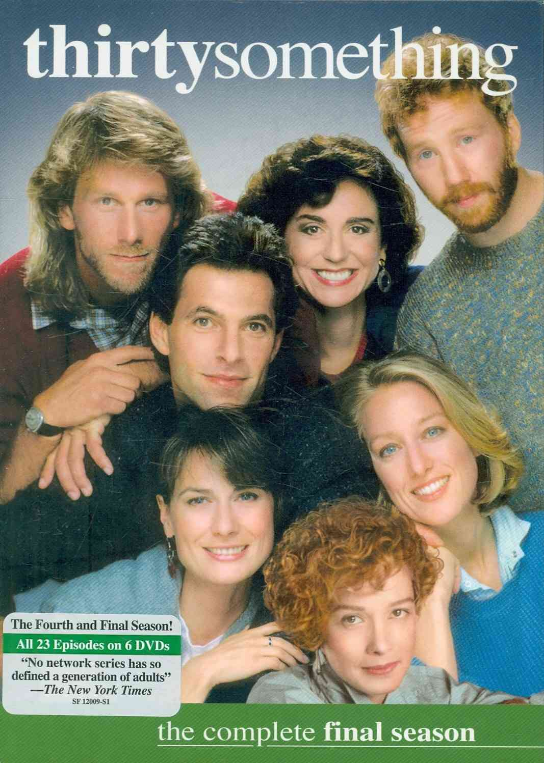 THIRTYSOMETHING:COMPLETE FINAL SEASON BY THIRTYSOMETHING (DVD)